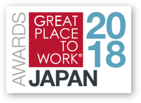 GREAT PLACE TO WORK® AWARDS 2018 JAPAN
