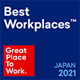 GREAT PLACE TO WORK® Best Workplaces 2019 Japan