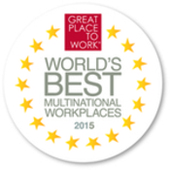 WORLD'S BEST MULTINATIONAL WORKPLACES 2015